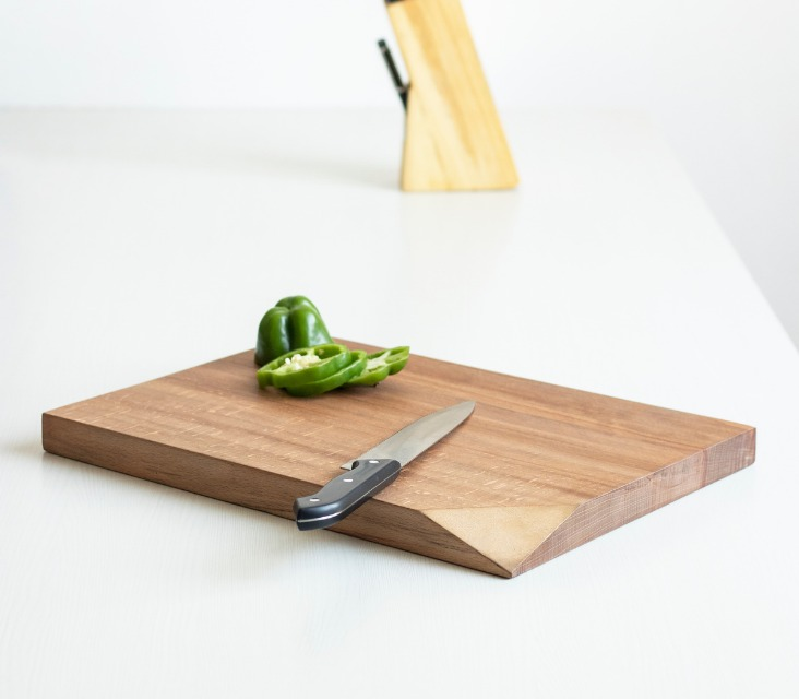 Swarnam Steam Beech Wooden Chopping and Cutting Board