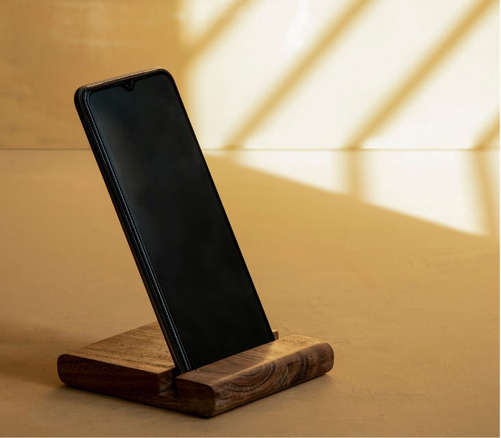 Meilleur Wooden Mobile Stand